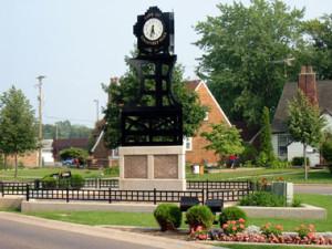 roosevelt park clock 2